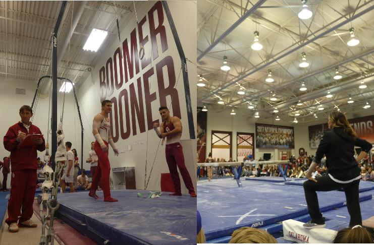 Oklahoma Gymnastics
