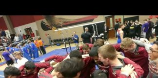 Saginaw High School Gymnastics