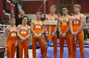 Rockwall High School Gymnastics Team