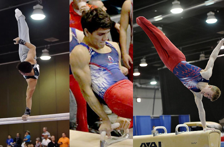 f42a59050b8b Junior Olympic National Championships All-Around Rankings Men's Level 10