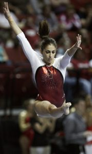 Stephanie Simmons Oklahoma Gymnastics