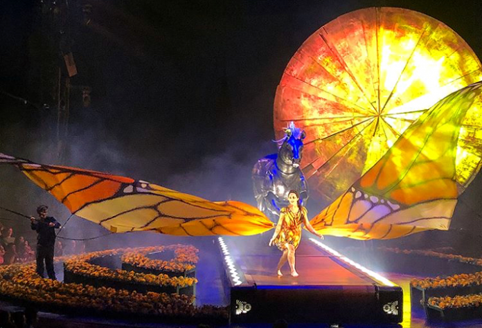 Cirque du Soleil buys VStar Entertainment