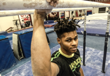 Michael Reid signs with GymCrew Talent Management
