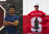 Brandon Briones, Riley Loos Commit to Stanford Gymnastics