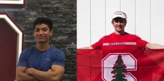 Brandon Briones, Riley Loos Commit to Stanford Gymnastics