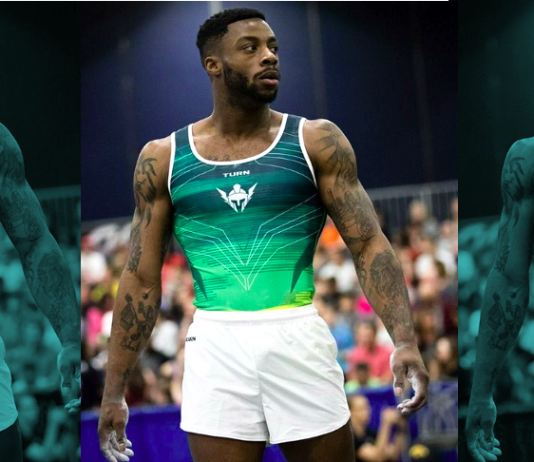 Olympic contender Marvin Kimble Signs with GymCrew