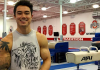 Sean Melton, College Gymnastics Rivalries
