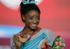 Simone Biles Makes History at World Championships