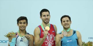 USA Tumbling and Trampoline Shine at World Championships