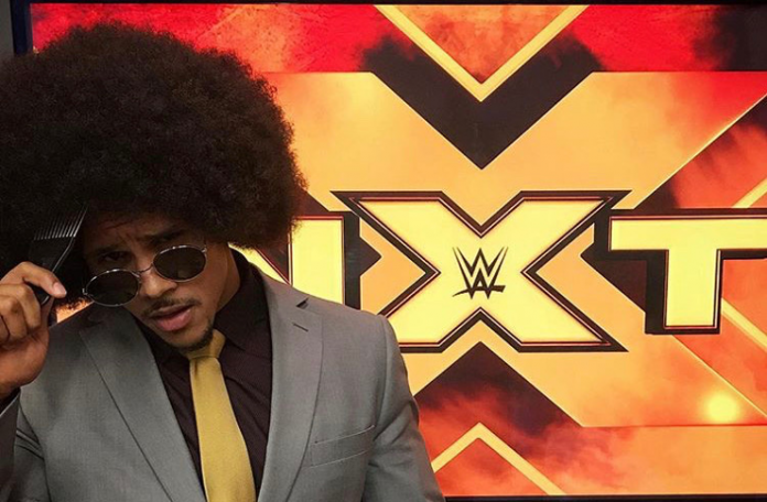 Will Stacey Ervin be the NXT WWE Star