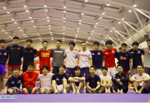China host Japan, first ever training camp in Beijing