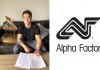 Sean Melton signs agreement with Alpha Factor