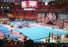 No. 1 Oklahoma host No. 2 UCLA gymnastics Sunday in Norman