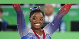 Simone Biles Gymnastics