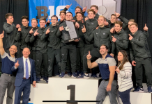 Penn State Wins Fourth Big Ten Gymnastics Championship
