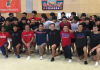 Sean Melton, Yul Moldauer, Colin Van Wicklen on Japan Gymnastics Training Camp