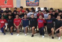 Sean Melton, Yul Moldauer, Colin Van Wicklen on Japan Gymnastics Training Camp