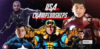 Top 20 Super Hero Preview 2019 U.S. Gymnastics Championships
