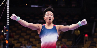 Kanji Oyama, USOTC Dominate at Men's Qualifier