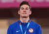 Robert Neff Captures Silver Gymnastics Medals at Pan Am Games