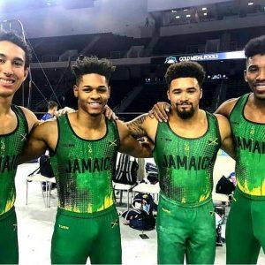 Jamaica Men's Gymnastics National Team