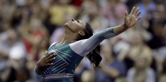 Simone Biles, a leader in changing gymnastics culture
