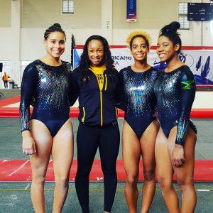 Team Jamaica Women's National Team