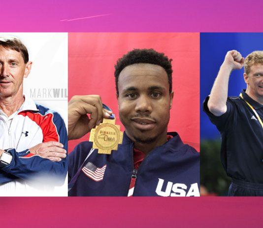 Top Candidates USA Gymnastics Men's Vice President
