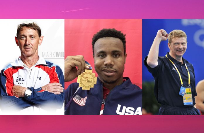 Top Candidates USA Gymnastics Men's Vice President