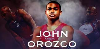 Olympian John Orozco Signs with Gymnastics Talent Company, GymCrew