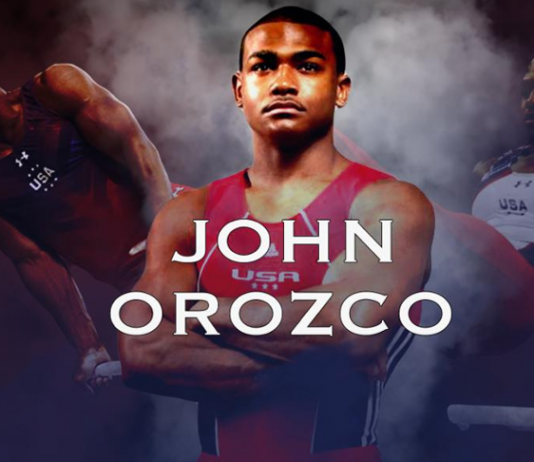 Olympian John Orozco Signs with Gymnastics Talent Company, GymCrew