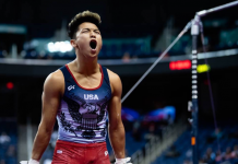 Yul Moldauer Reflects on World Gymnastics Championships