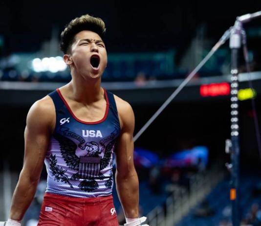 Yul Moldauer Reflects on World Gymnastics Championships
