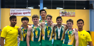 Olympic Hopes Cup, Is men's gymnastics bigger in Europe