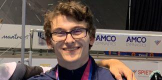 Stephen Nedoroscik Wins Gold at Melbourne World Cup