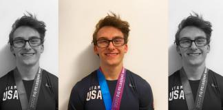 Exclusive Interview   Stephen Nedoroscik Melbourne World Cup Gymnastics Gold Medalist