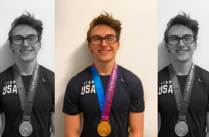 Exclusive Interview | Stephen Nedoroscik Melbourne World Cup Gymnastics Gold Medalist