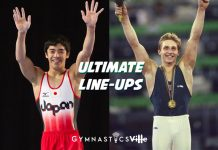 Ulimate Line-Up Gymnastics GVILLE