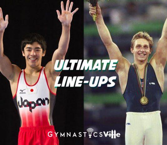 Ulimate Line-Up Gymnastics GVILLE