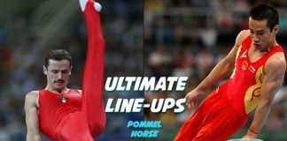 Ultimate Pommel Horse Line-Up GYMNASTICSVILLE Header