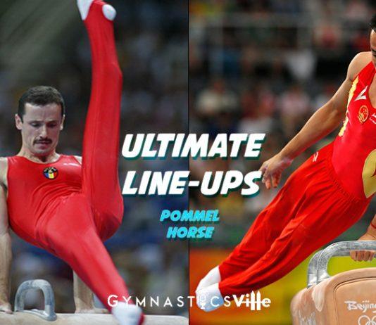 Ultimate Pommel Horse Line-Up GYMNASTICSVILLE Header