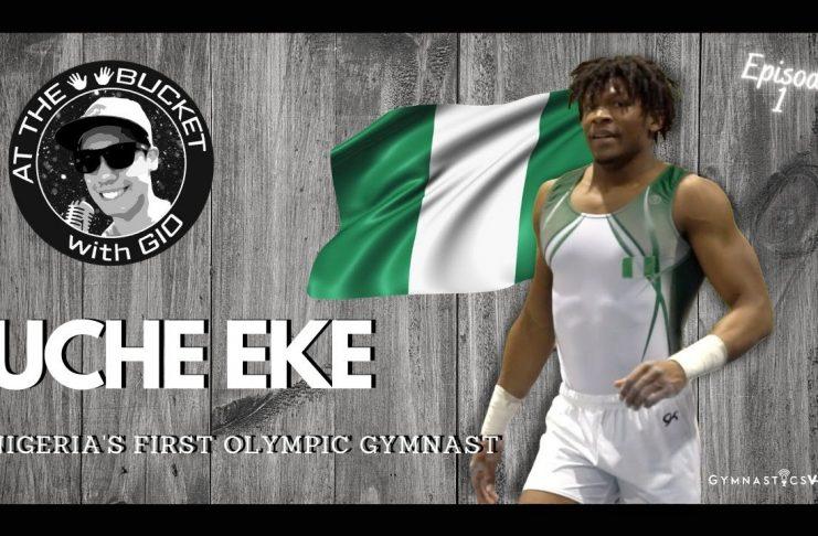 Uche Eke Nigeria Gymnastics