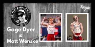 Gage Dyer and Matt Wenske